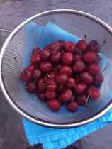 Life is a bowl full of cherries...